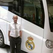 See Fernando, Madrid's bus driver, who they claim has been to Champions League finals than Liverpool