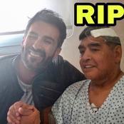 Diego Maradona's Tragic Last Words Before His Fatal Heart Attack.