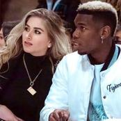 Pogba's wife looks so adorable, check her hot photos and facts about them
