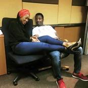 Nongcebo McKenzie at Ukhozi FM 20hoo- Midnight on 13th April 2021