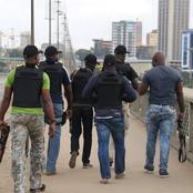 04 redoutables braqueurs arrêtés et 01 tué durant une opération de la police, les détails