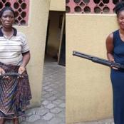 Today's Headlines: Police Nab 12 Women With Guns In Lagos, OPC Raze Another Fulani Settlement