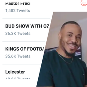 See why Ozo is trending on Twitter