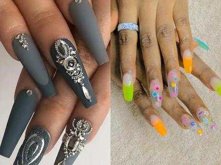 Ladies, here are perfect nail designs you would love to try this season