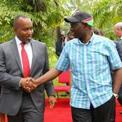 Joho Reveals Why He Attacks DP Ruto, Speaks About Ruto's Wheelbarrow Movement