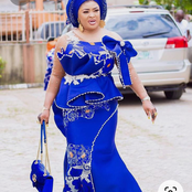 Ladies, Check Out Some Nice Ways You Can Style Your Native Attires