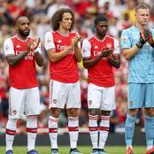 Premier League: Arsenal est actuellement le grand club historique qui  peine à retrouver le Big Six