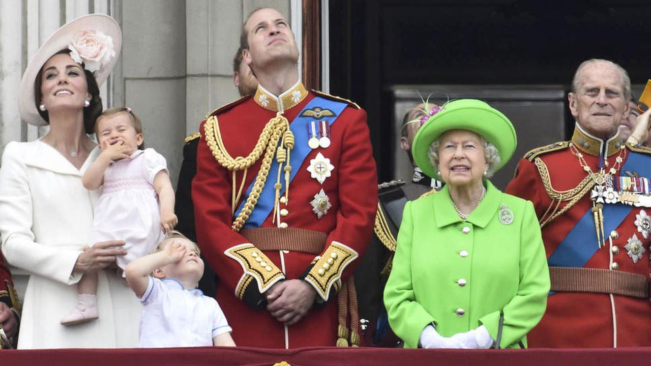 Duke of Cambridge's pride that Prince Philip gave up his career for Queen