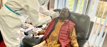 Flamboyant City Lawyer Pens A Touching Letter to Raila Odinga, Welcomes Him Back to The Country
