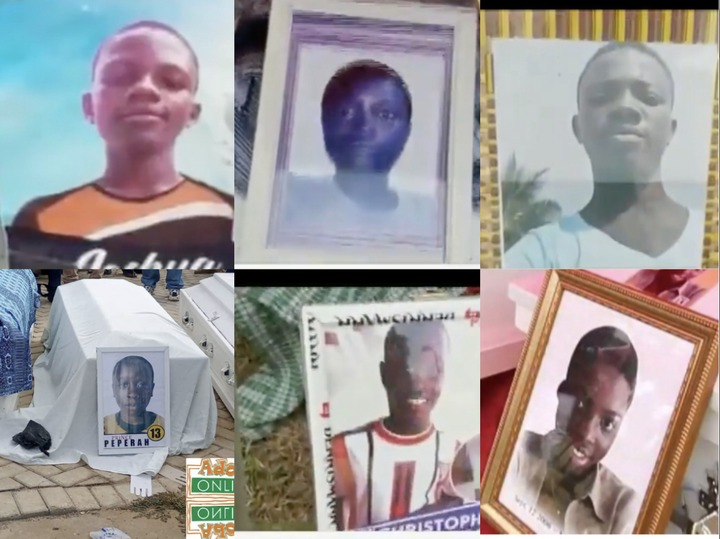 f56aee709cc5403eb56c57b6cdf2bbcf?quality=uhq&resize=720 - Photos Of The Apam Drowned Teenagers Who Were Laid To Rest; One Is A Girl - Sad Scenes