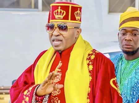 How I Recently Secured Appointment for A Daughter of Iwo with Governor of Sokoto- Oluwo of Iwo