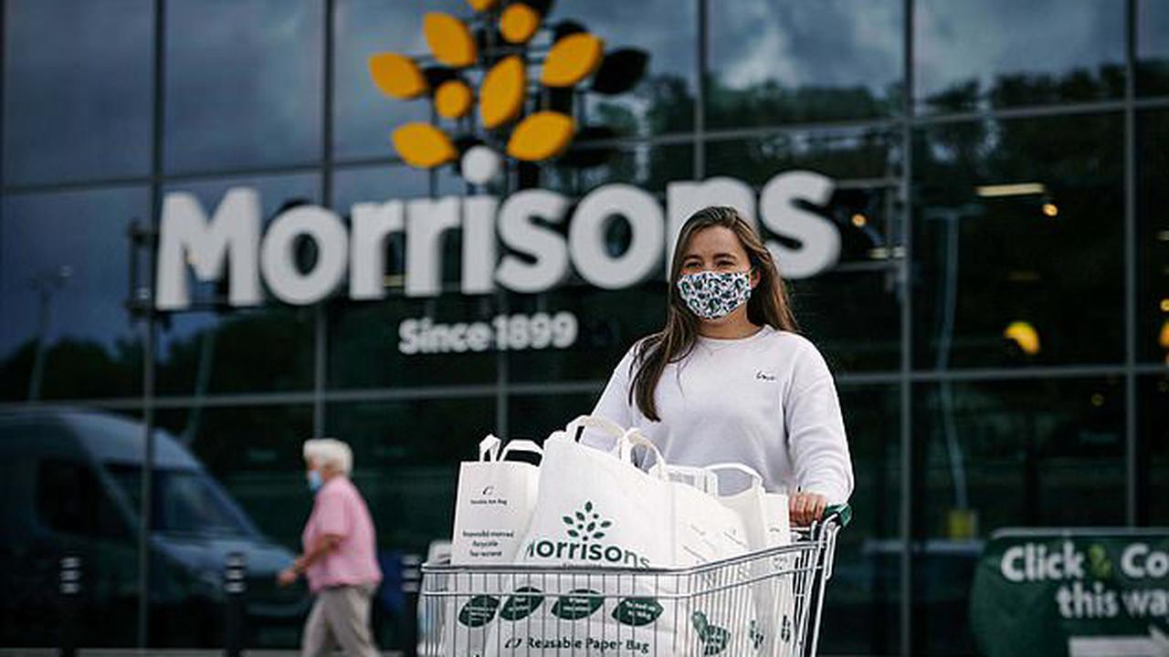 Morrisons will become first UK supermarket to ban sale of plastic 'bags for life' in stores