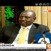 DP Ruto Clears Air On His Relationship With President Uhuru Kenyatta
