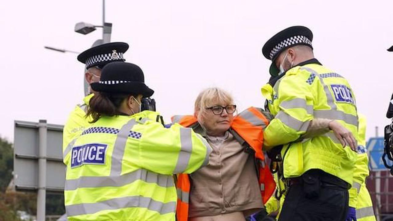 Labour councillor arrested FOUR times over Insulate Britain motorway protests