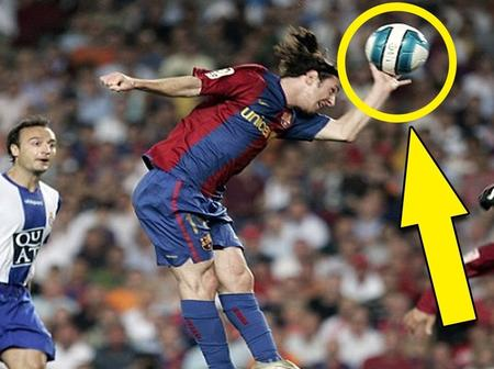 Top 5 Funny Goals Scored By Famous Footballers