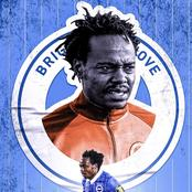 Percy Tau fans says Percy deserves better.