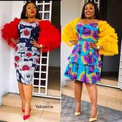 Pepper Dem Ankara Styles For You (See Photos)