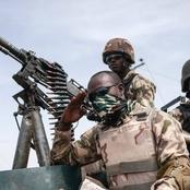 Video Of Current State Of Damasak After Boko Haram Attacked The Town Shared by Army