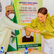 Fans Reacts To Appointment Of Tonto Dikeh As Ambassador Of Christian Pilgrims Commission
