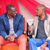 Why Moses Kuria's Support For Ruto Is Never Genuine