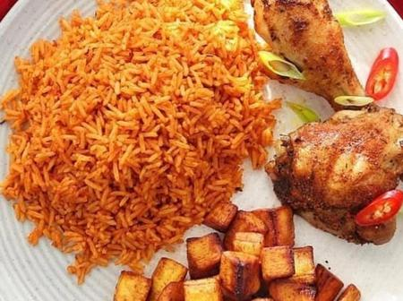 How to Make Nigerian Jollof Rice in 5 Easy Steps
