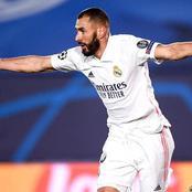 Le Real Madrid élimine les Reds de Liverpool et se qualifie pour les demi-finales (0 - 0)