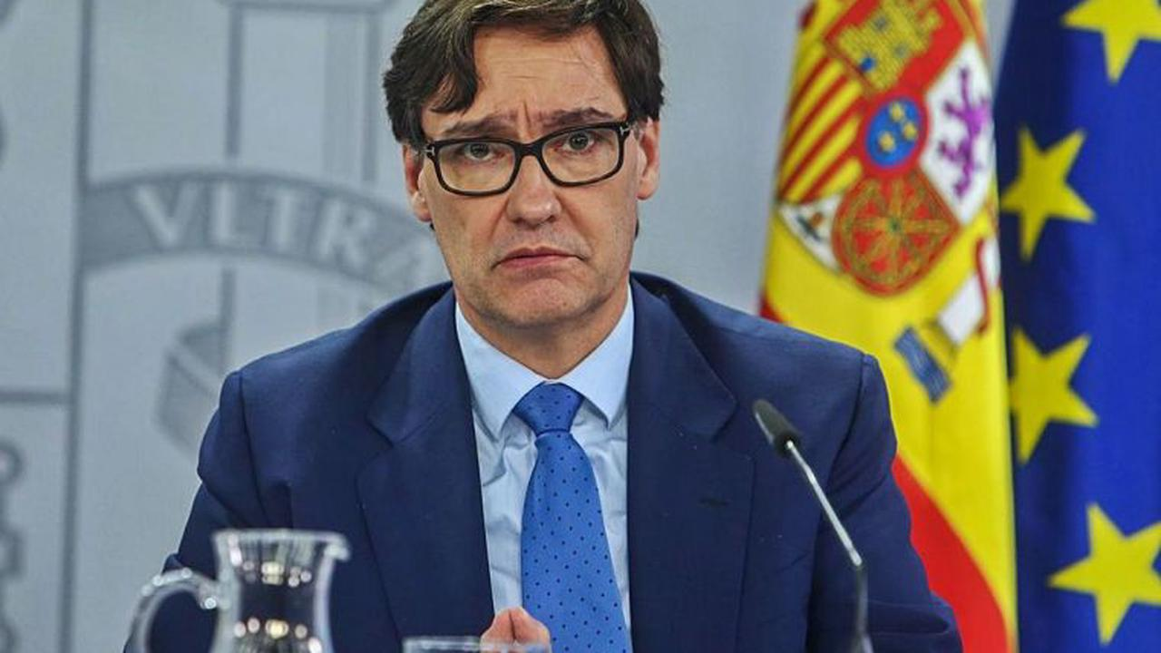 Spain creates registry of people refusing to be vaccinated against Covid-19