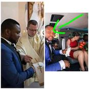 This Igbo Man Got Married To A Canadian Woman Today, See The Outfit His In-laws Wore At The Wedding
