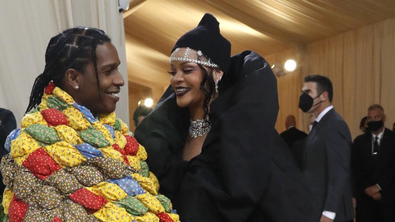 A$AP Rocky trug Steppdecke aus einem Secondhand-Laden bei der Met Gala