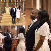 Couple Who Were Divorced For Over 10 Years Reunite Together Again In Grand Style (Photos)