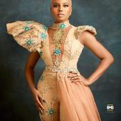 Check out all the outfits Nancy Isime wore at the just concluded 14th Headies Award