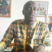 Yssouf Diabaté en colère :