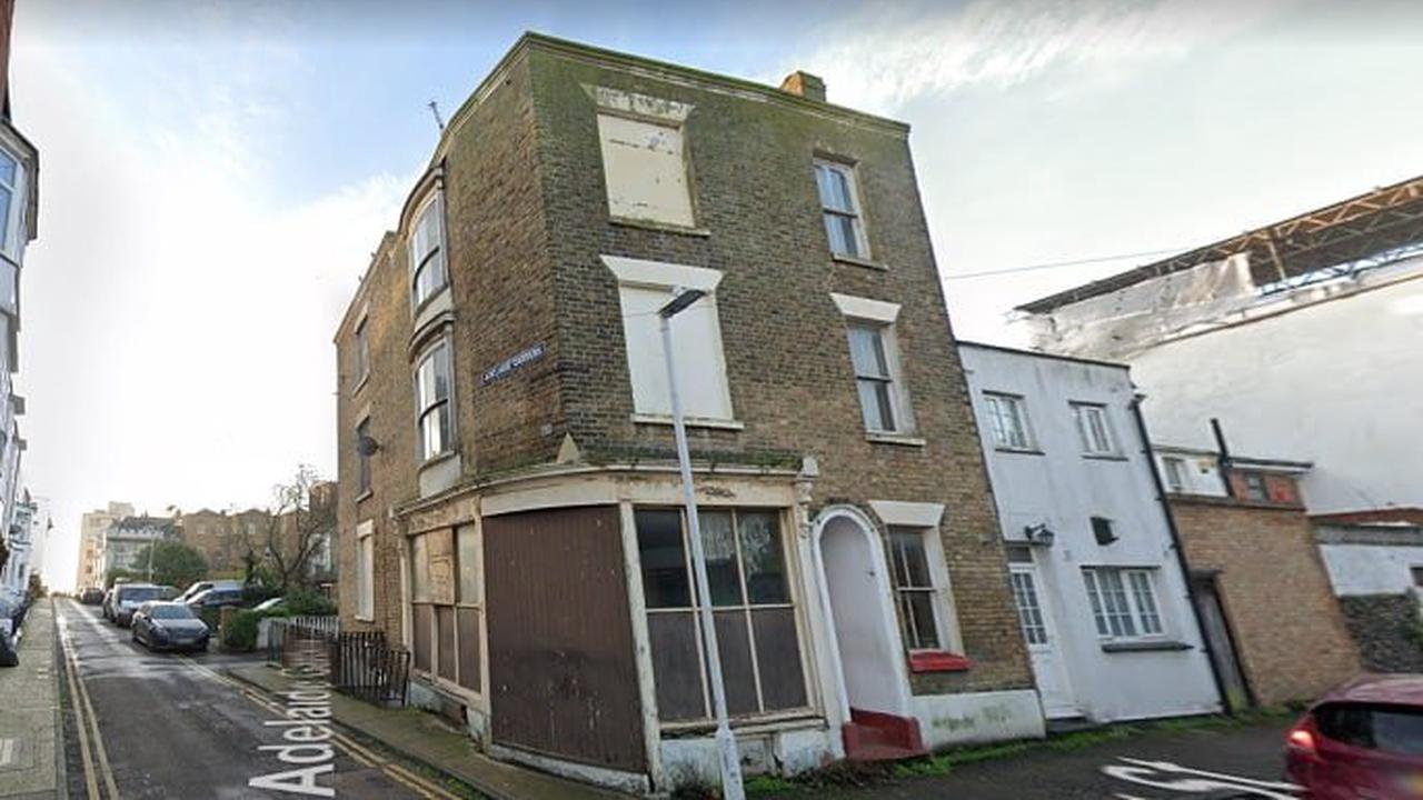 Council owned Grade II Ramsgate home to be sold at auction with request for delay rejected