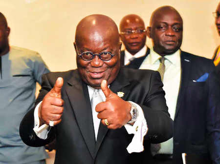 Is Prez. Nana Akuffo Addo your favourite- Check what's happening in his life today 29th March 2021