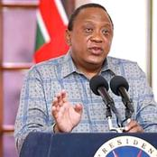 President Uhuru Kenyatta's 26th March COVID 19 Guidelines Gazetted