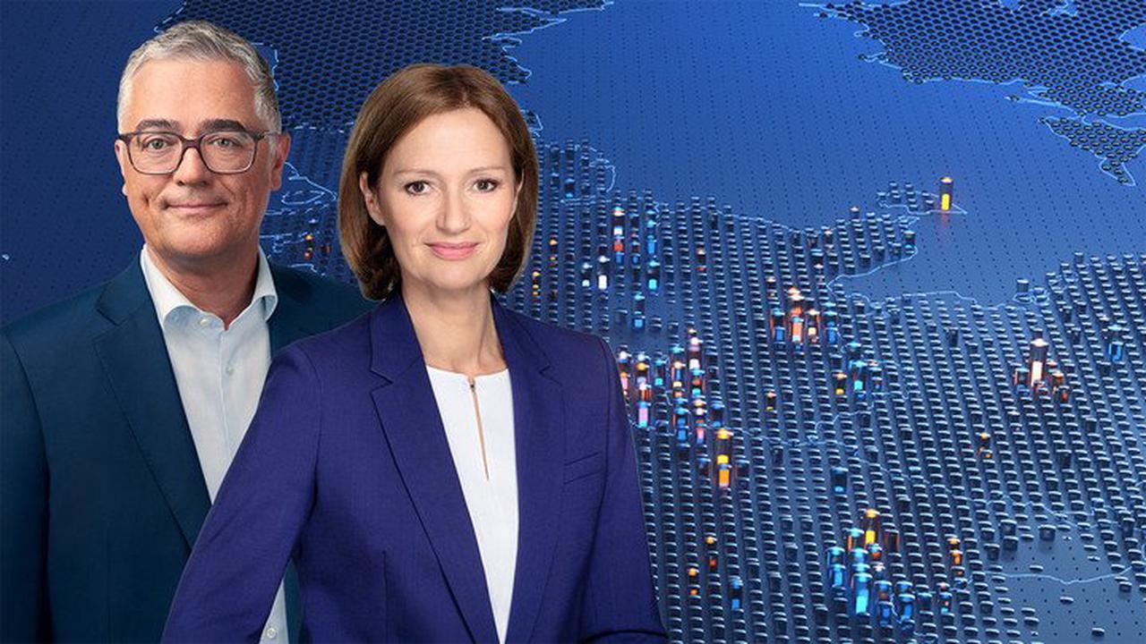 Der Wahl-Sonntag live im ZDF