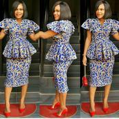 2020 Beautiful 50+ Ankara Designs For Nigerian Ladies