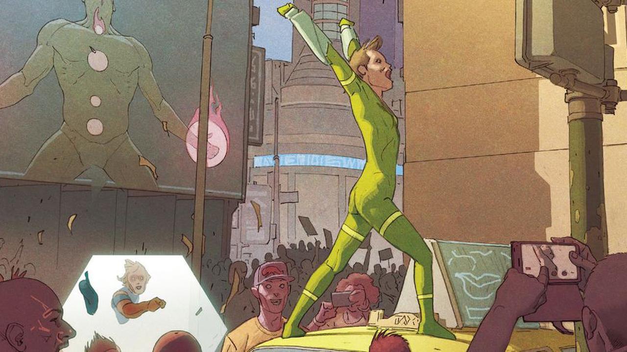 Marvel Reveals Eternals Are Gender-Fluid Heroes