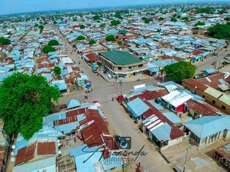 U/W: Nakore Residents Commend Gov't for Projects In Community