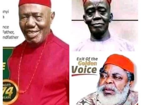 RIP: Nollywood Actors Set to be buried