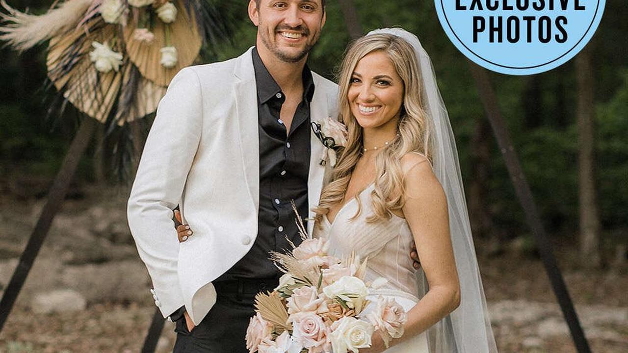 Drew Baldridge Marries Katherine Kraus — All the Details from Their Music-Filled Wedding