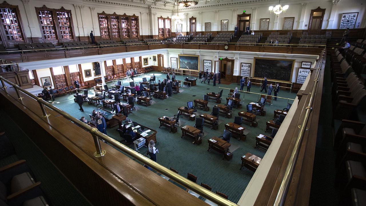 Republicans Change Supermajority Rule To Maintain Advantage In Texas Senate