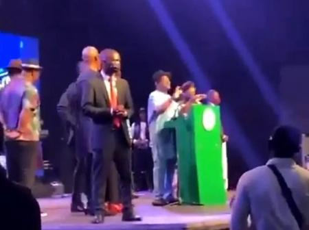 Gov. Wike gifts 10m naira each to Entertainer that performed at Burna Boy Home Coming event