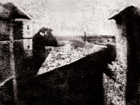 Voici la toute première photgraphie connue dans le monde