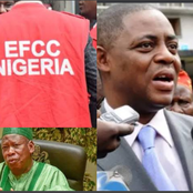 Today's Headlines: EFCC Arrests Another Prominent Politician, Femi Kayode Berates Governor Ganduje