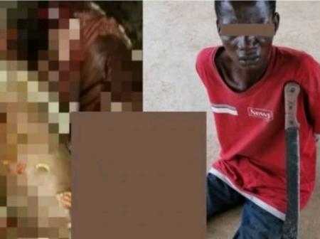 Vavoua : un père découpe à la machette ses 02 enfants de 12 et 14 ans