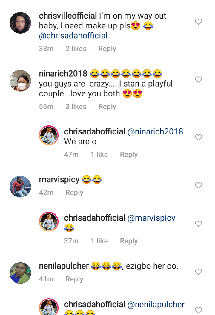 Ultimate Love star, Chris Ville slays in his wife's costume, sparks mixed reactions 25