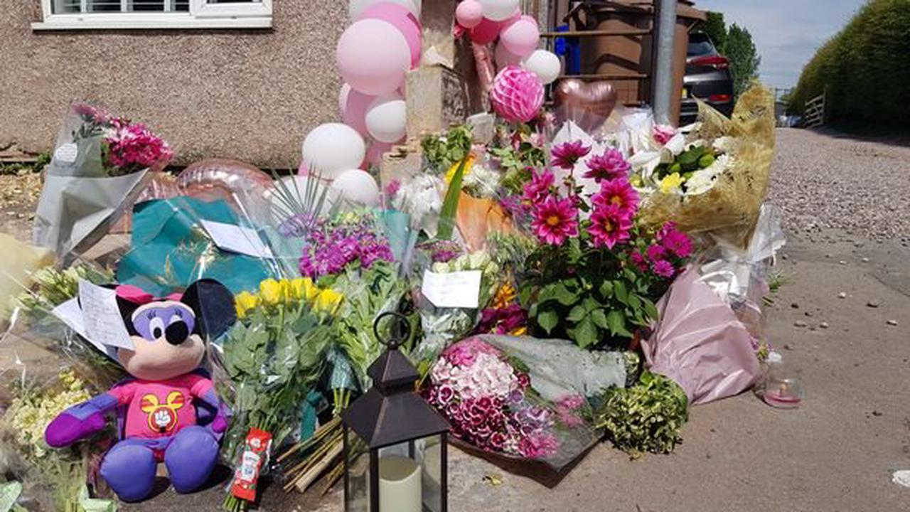 Neighbours step up calls for safety measures on road where Sharlotte, 6, died