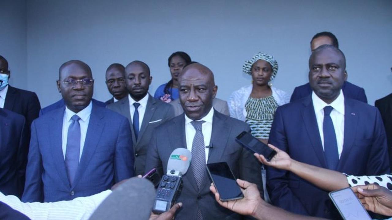 La Poste de Côte d'Ivoire reconceptualisée face à la concurrence