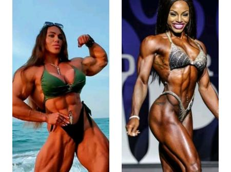 10 Females That Took Bodybuilding to Another Level